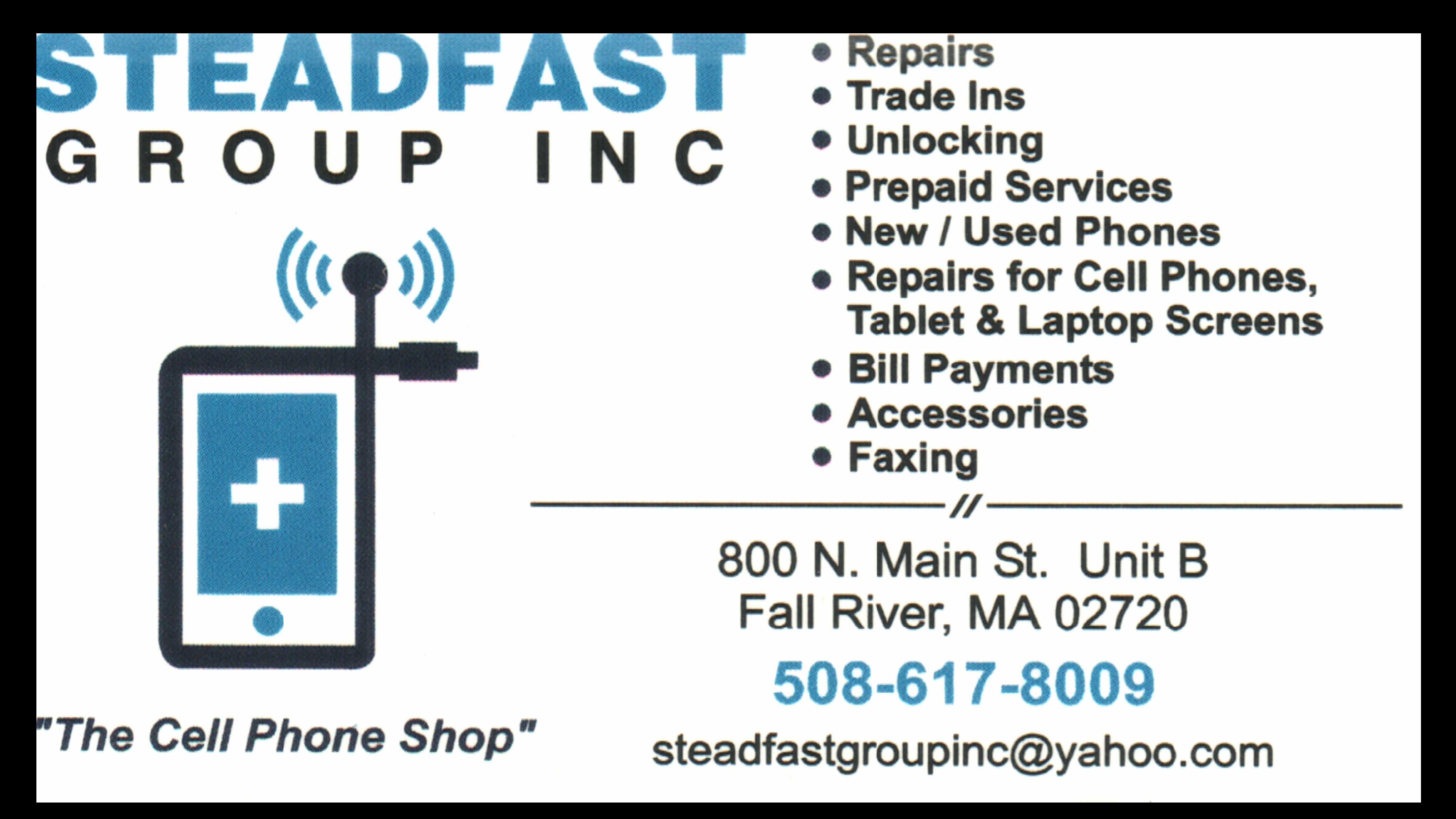 Steadfast Phone Sales and Repair